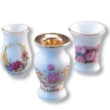 Reutter Porzellan Vase Set