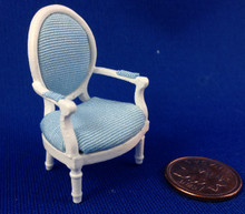 1/24 Scale Louis XVI Armchair