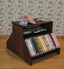 Fabric Island Display Unit Kit