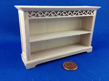 Unfinished Book Shelf