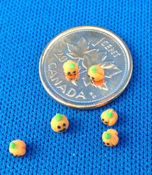 Tiny Jack o' Lanterns