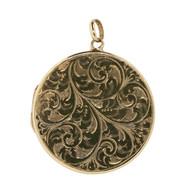 Vintage 9ct Gold Locket