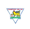 EPL 1996-97 CHAMPION SLEEVE BADGE