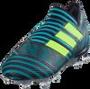 adidas Nemeziz 17+ 360Agility FG Soccer Cleat - Legend Ink/Solar Yellow/Energy Blue