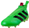 ADIDAS ACE 17+ PURECONTROL solar green/black