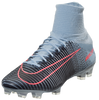 Nike Mercurial Superfly V FG Soccer Cleat - Light Armory Blue/Armory Navy/Armory Blue/Hot Punch