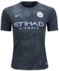 NIKE MANCHESTER CITY 2018 3RD JERSEY outdoor green