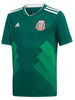 ADIDAS MEXICO 2018 WORLD CUP YOUTH JERSEY