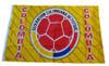 COLOMBIAN SOCCER FLAG