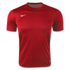 NIKE TIEMPO JERSEY RED soccer team uniform