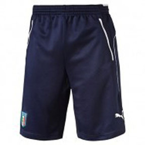 PUMA ITALY WORLD CUP 2010 3/4 PANT NAVY BLUE