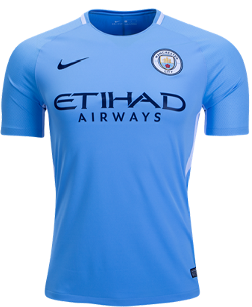 NIKE MANCHESTER CITY 2018 HOME JERSEY