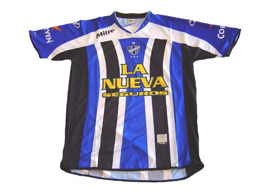 MITRE ALMAGRO 2007 HOME JERSEY