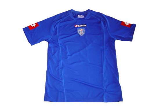 LOTTO SERBIA & MONTENEGRO 2015 HOME JERSEY