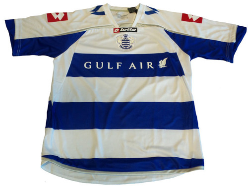 LOTTO QPR 2010 HOME JERSEY