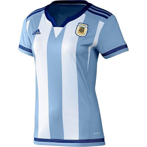 ADIDAS ARGENTINA 2015 WOMEN'S HOME JERSEY