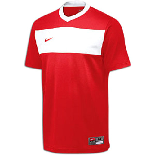 NIKE HERTHA JERSEY RED team uniform