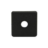 80/20 - End Cap Plain Black | CPI Automation