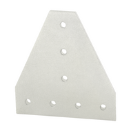 80/20 4312 7 Hole - Tee Flat Plate | CPI Automation Ltd.