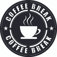 Coffee Break Sign