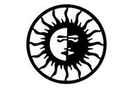 Sun w/ Circle