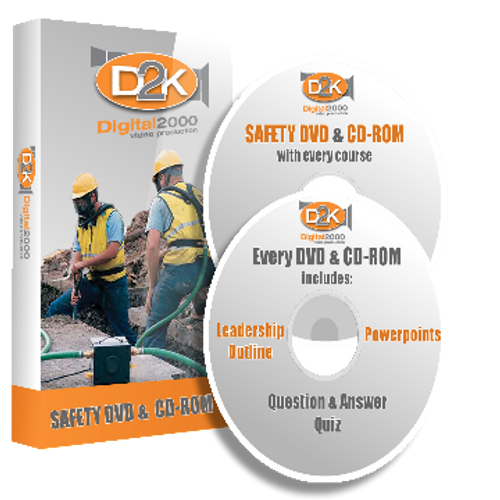 Job Safety Analysis DVD