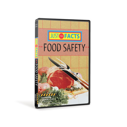 Just the Facts: Food Safety Video