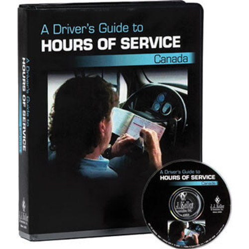 Hours of Service Canada: A Driver's Guide - Video Training