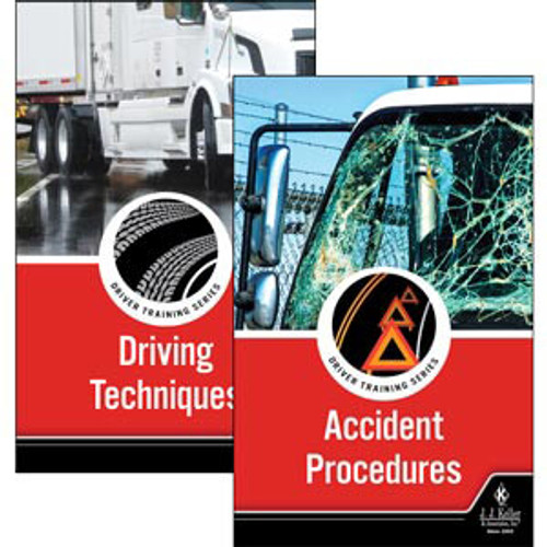 Accident Procedures & Driving Techniques 2-pack – DVD Training