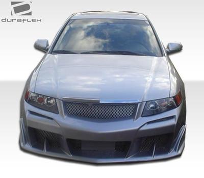 Acura TSX Raven Duraflex Front Body Kit Bumper 2004-2008