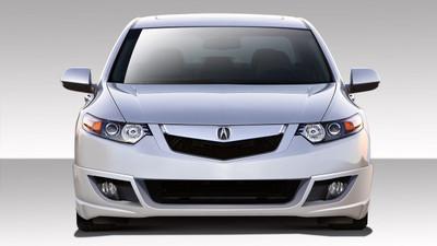 Acura TSX Type M Duraflex Front Bumper Lip Body Kit 2009-2010