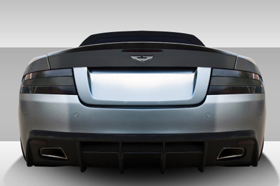 Aston Martin DB9 Eros Version 1 Duraflex Rear Body Kit Bumper 2004 2012