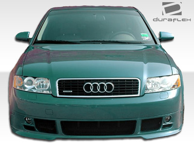 Audi A4 2DR Type A Duraflex Front Bumper Lip Body Kit 2002-2005