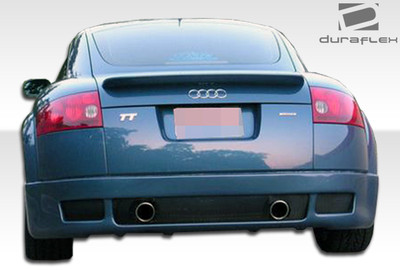 Audi TT R-1 Duraflex Rear Body Kit Bumper 2000-2006