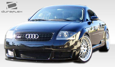 Audi TT RS4 Duraflex Front Bumper Lip Body Kit 2000-2006