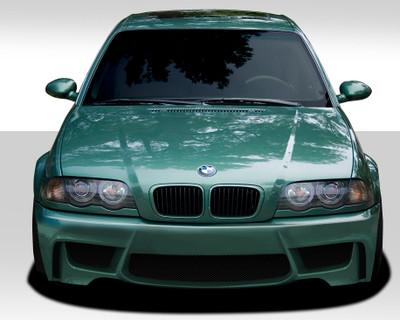 BMW 3 Series 1M Look Duraflex Front Body Kit Bumper 1999-2005
