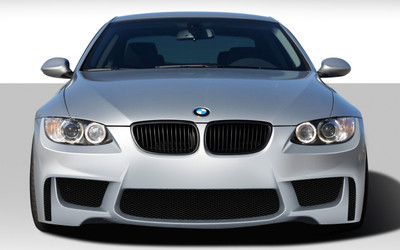 BMW 3 Series 1M Look Duraflex Front Body Kit Bumper 2007-2010