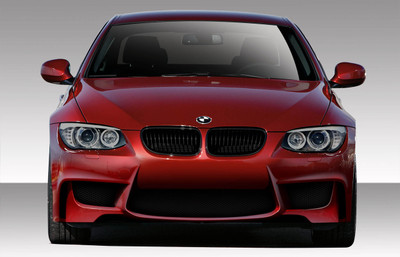 BMW 3 Series 2DR 1M Look Duraflex Front Body Kit Bumper 2011-2013