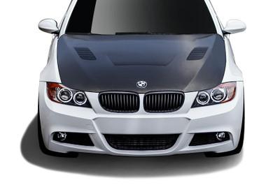 BMW 3 Series 2DR AF-1 Aero Function (CFP) Body Kit- Hood 2007-2010