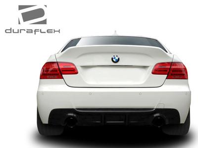 BMW 3 Series 2DR ER-M Duraflex Body Kit-Trunk/Hatch 2007-2013