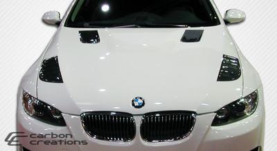 BMW 3 Series 2DR Executive Duraflex Body Kit- Hood 2007-2010