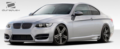 BMW 3 Series 2DR LM-S Duraflex Full Body Kit 2007-2010