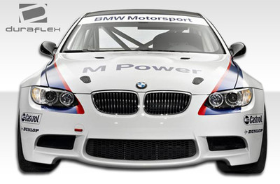 BMW 3 Series 2DR M3 Look Duraflex Front Body Kit Bumper 2007-2010