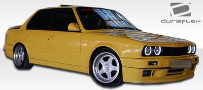 BMW 3 Series 2DR M-Tech Duraflex Door Cap 1984-1991