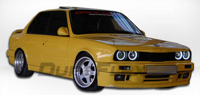 BMW 3 Series 2DR M-Tech Duraflex Full 4 Pcs Body Kit 1988-1991