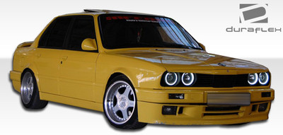 BMW 3 Series 2DR M-Tech Duraflex Full 6 Pcs Body Kit 1984-1987