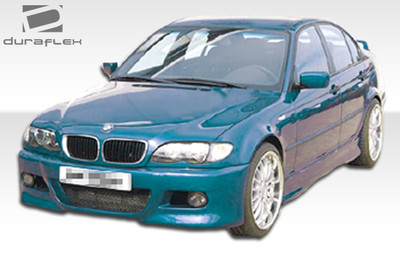 BMW 3 Series 4DR M3 Look Duraflex Full Body Kit 1999-2006