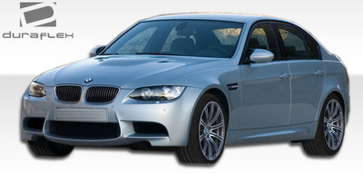 BMW 3 Series 4DR M3 Look Duraflex Full Body Kit 2006-2008