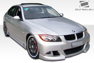 BMW 3 Series 4DR R-1 Duraflex Full Body Kit 2006-2008