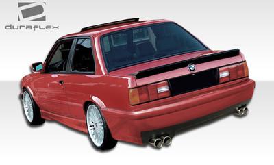 BMW 3 Series CSL Look Duraflex Rear Body Kit Bumper 1984-1991